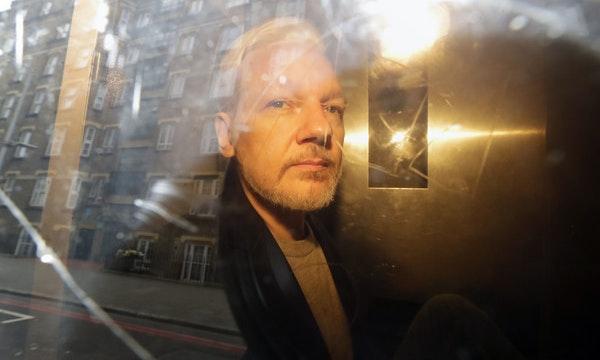 Wikileaks: CIA soll Plan zur Ermordung von Julian Assange diskutiert haben