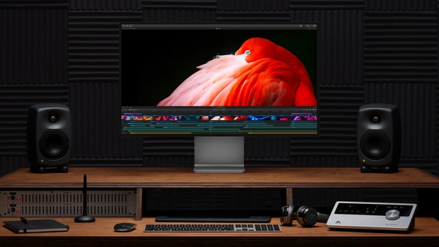 Apple Pro-Display XDR. (Bild: Apple)