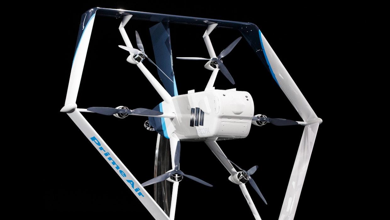 Prime Air: FAA erteilt Amazons Lieferdrohnen die Starterlaubnis