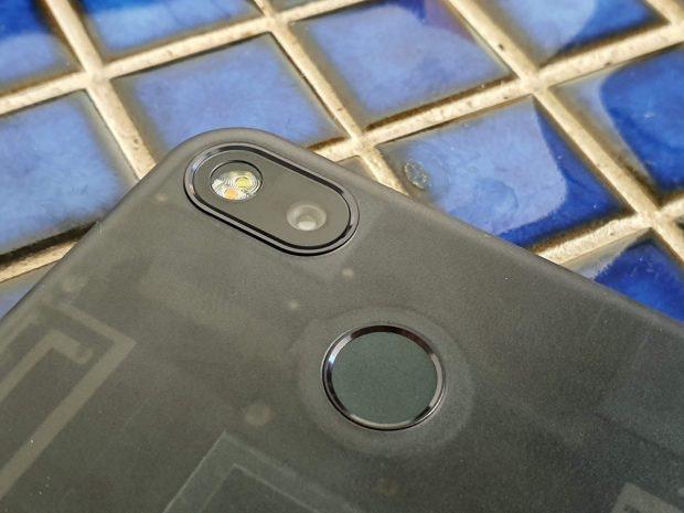 Das Fairphone 3 hat eine 12-Megapixel-Kamera. (Foto: t3n)