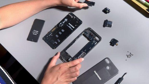 Fairphone 3. (Bild: Fairphone)