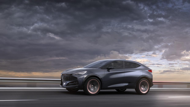 Cupra Tavascan: VW-Tochter Seat zeigt E-SUV-Konzept mit 450 Kilometern Reichweite