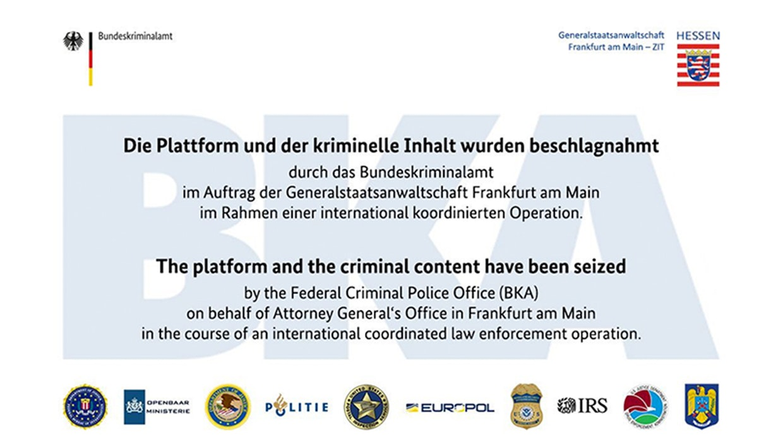 Ermittler nehmen Darknet-Server in ehemaligem Nato-Bunker vom Netz