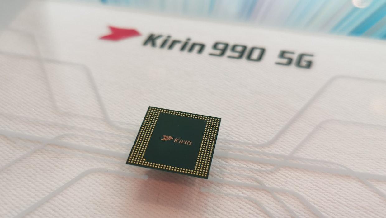 Huawei kündigt Kirin 990-Prozessor mit integriertem 5G-Modem an