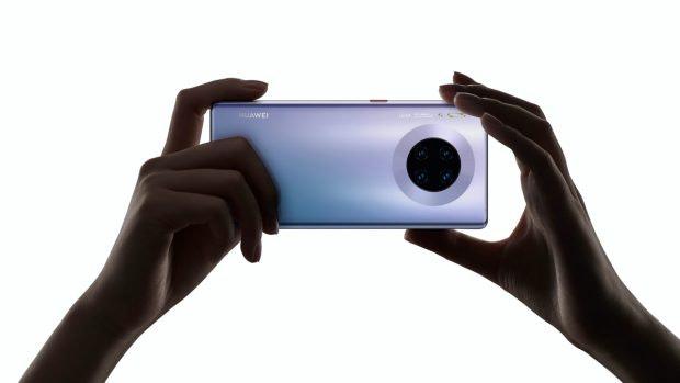 Huawei Mate 30 Pro. (Bild: Huawei)