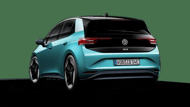VW ID-3. (Bild: VW)