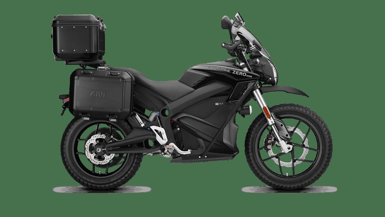 Zeros neue E-Motorräder fahren bis zu 350 Kilometer weit
