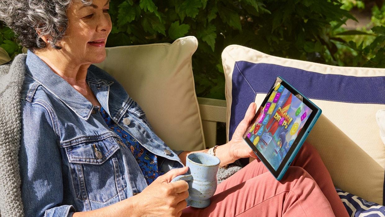 Fire HD 10: Amazon überarbeitet die Hardware des Tablets