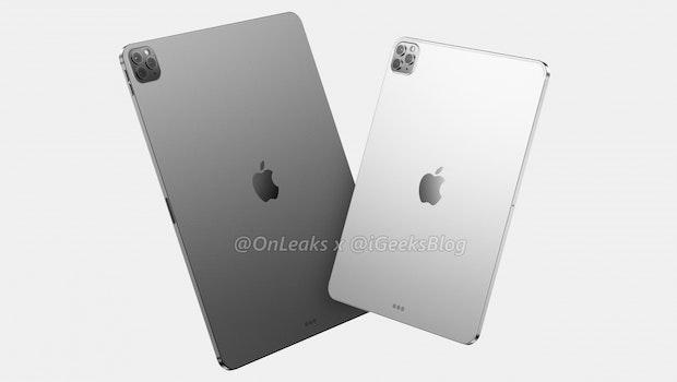 So könnten iPad Pro 11 und 12.9 (2020) aussehen. (Bild: iGeeksblog)