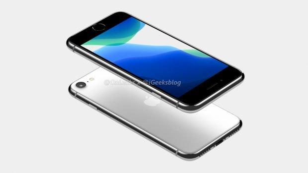 Das könnte das iPhone SE 2 oder iPhone 9 sein. (Renderbild: iGeeksblog)