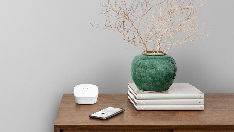 Eero: Amazon bringt erste WLAN-Router mit Homekit-Unterstützung