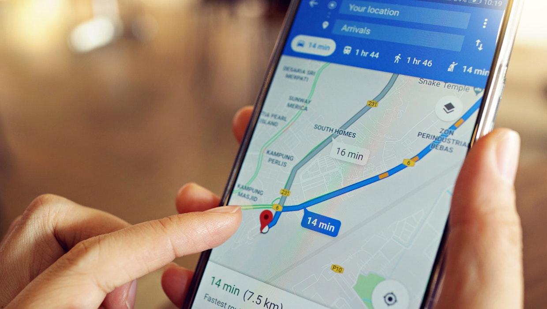 Abholen oder Liefern? Google Maps zeigt euch entsprechende Restaurants in eurer Stadt