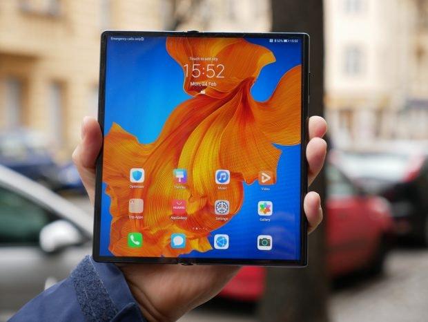 Huawei Mate Xs. (Foto: t3n)
