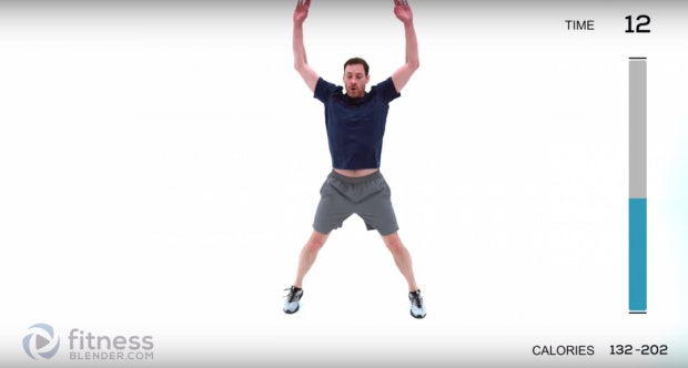 Fitness Blender Youtube Video