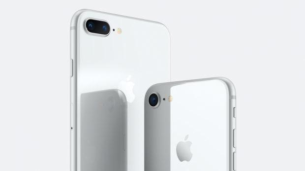 Das iPhone 9 (Plus) soll ein iPhone-8-Gehäuse besitzen. (Bild: Apple)