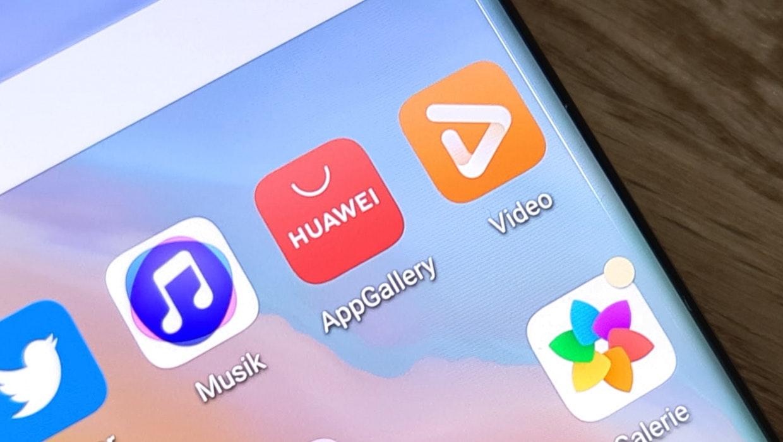 Vorbild Apple: Huawei will Google-Apps im eigenen Appstore anbieten
