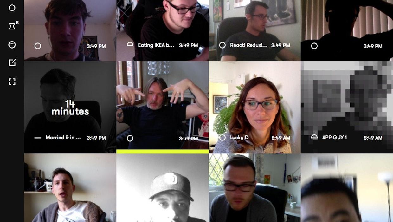 Webcam-Überwachung im Homeoffice: Harsche Kritik an Sneek