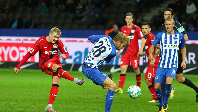 Amazon-Algorithmus sagt Tore in der Bundesliga vorher