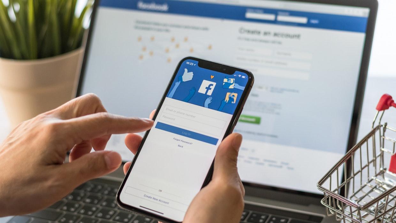 Facebook startet in Coronakrise Plattform für Online-Shops