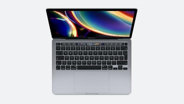 Macbook Pro 13 2020. (Bild: Apple)