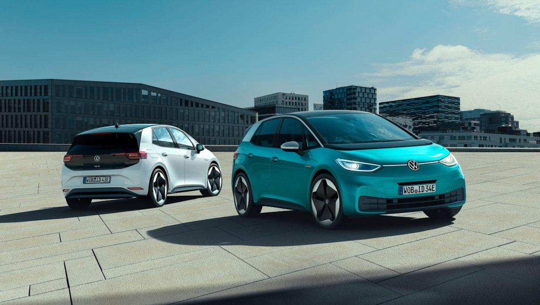 Erfolg mit ID 3: Ab 2021 soll VW in Norwegen fast nur noch Elektroautos verkaufen