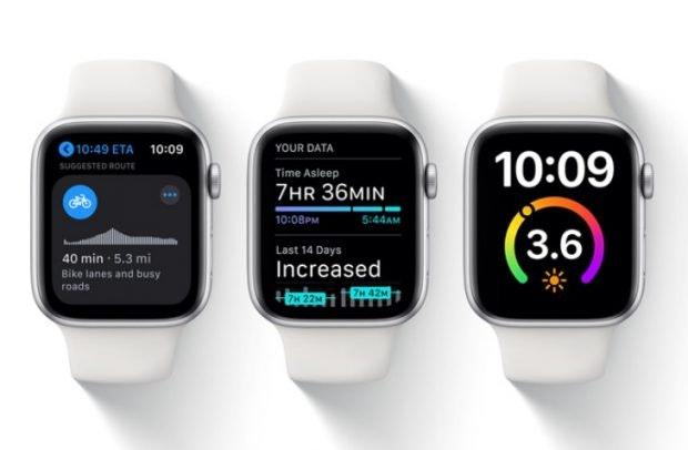 watchOS 7 kommt nicht auf alle Apple-Watch-Generationen