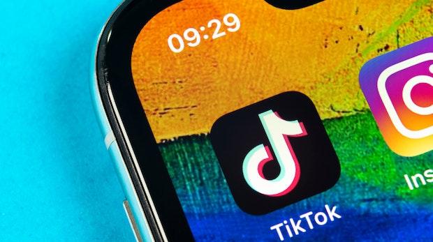 Tiktok erreicht Meilenstein: Eine Milliarde aktive Nutzer
