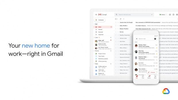 Die bekannte Gmail-App wird um Funktionen ergänzt. (Foto: Tahin Rahman)