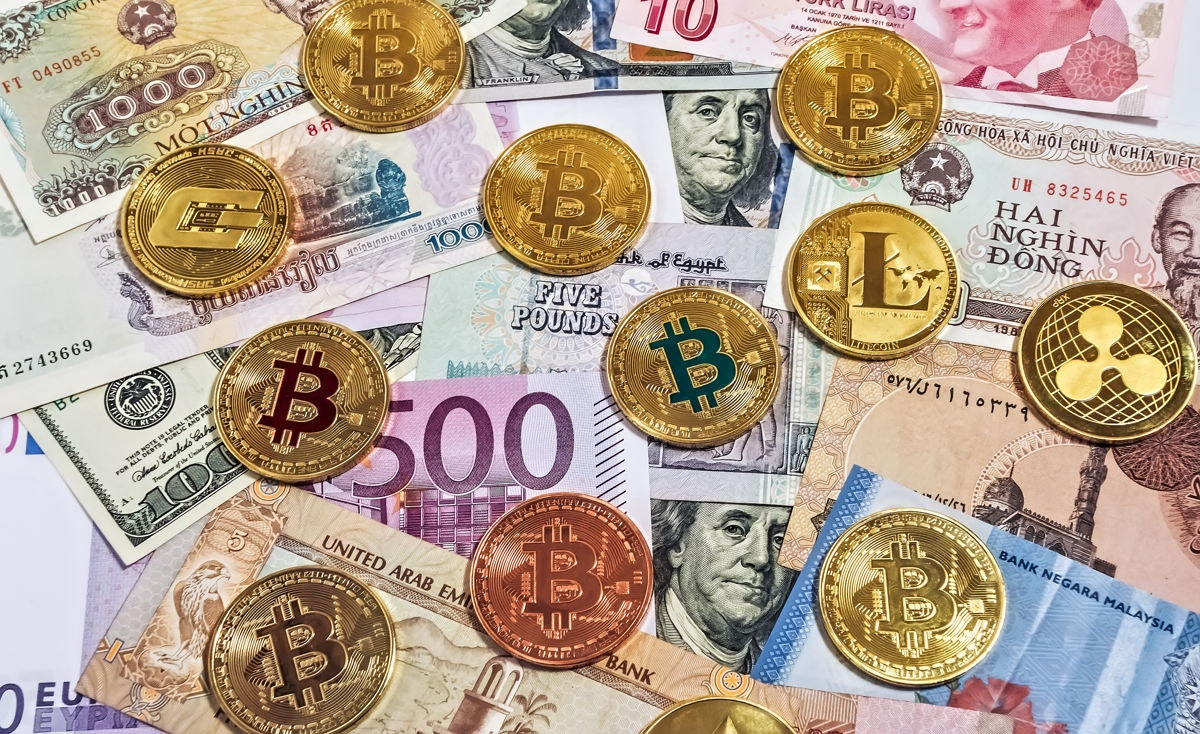 Blockchain in der Finanzbranche