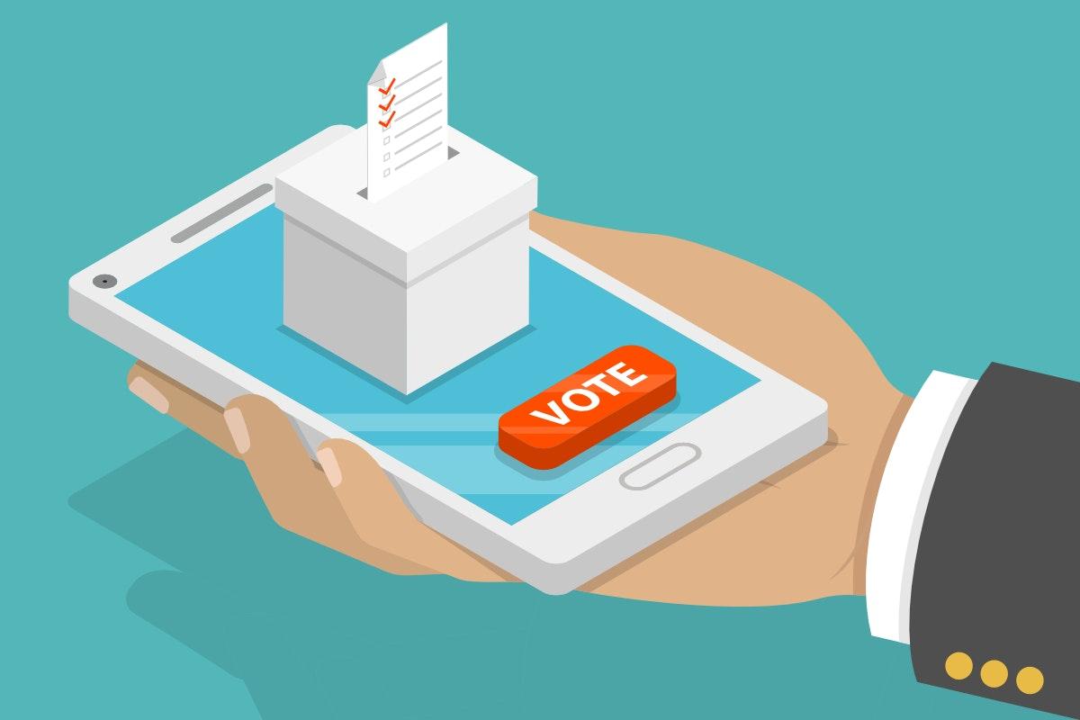E-Voting als Blockchain Applikation