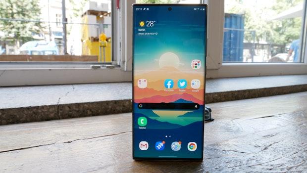 Samsung Galaxy Note 20 Ultra. (Foto: t3n)