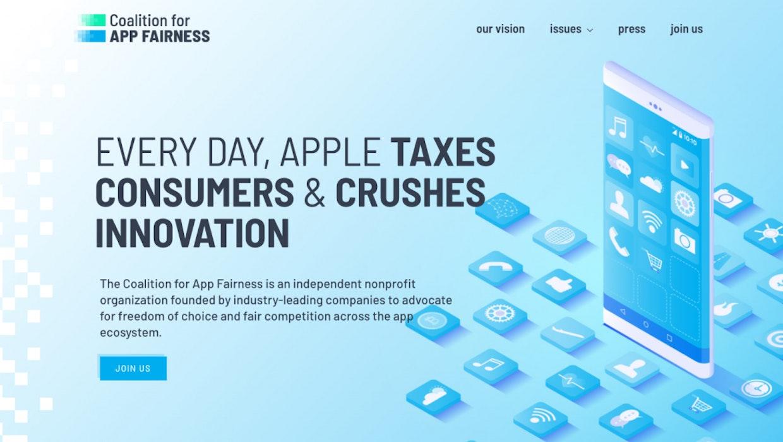 Gegenwind für Apple: Koalition für App-Fairness bringt sich in Stellung