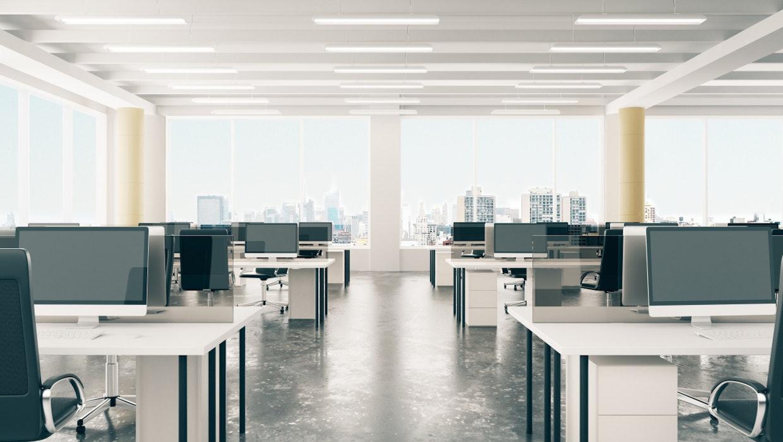 Leerstand durch Corona: Was machen Unternehmen künftig mit ihren Büros?