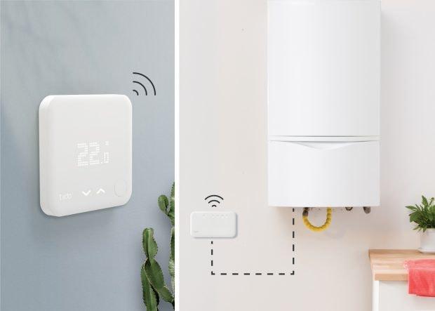 Tado Smartes Thermostat V3+ Funk