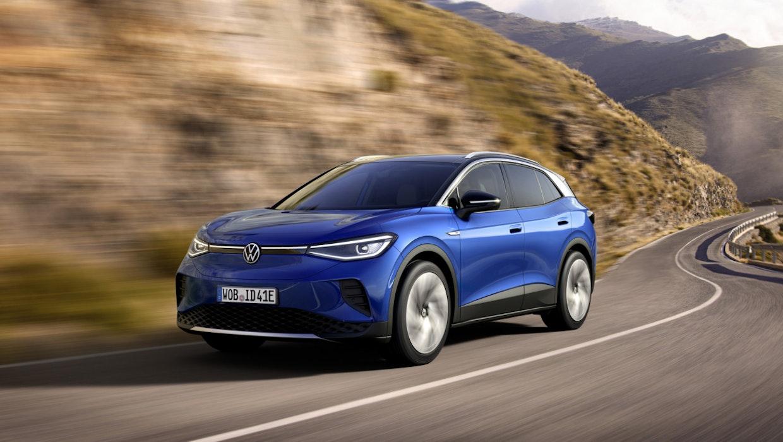 Weltauto VW ID 4 offiziell vorgestellt: Der vollelektrische SUV von Volkswagen kostet ab 49.950 Euro