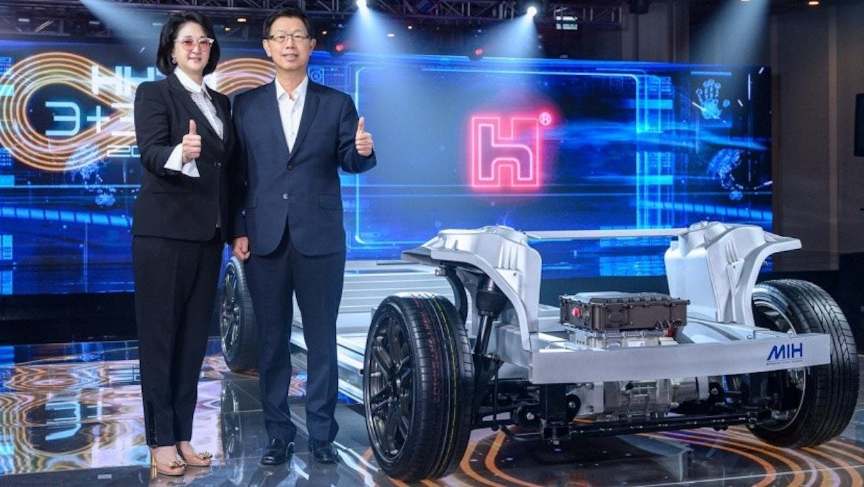 Foxconn: iPhone-Vertragsfertiger kündigt weitere E-Auto-Fabriken an
