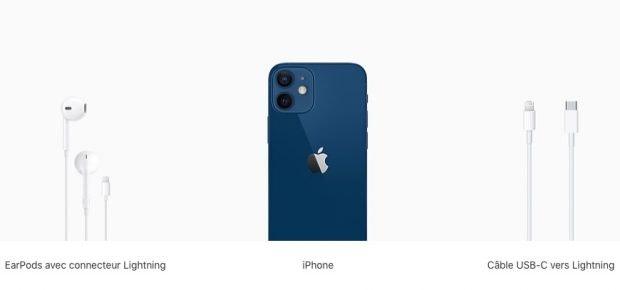 iPhone 12 Ohrhörer