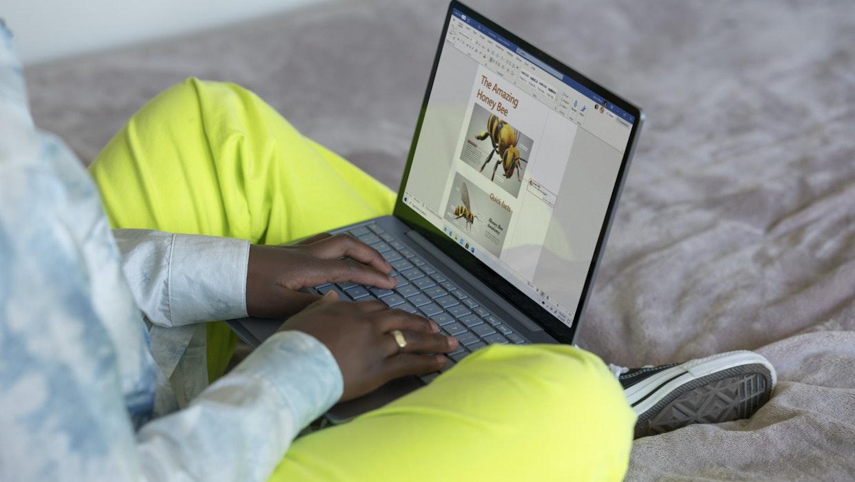 Surface Laptop Go startet im Deutschland: Microsofts neues Budget-Notebook kostet ab 613 Euro