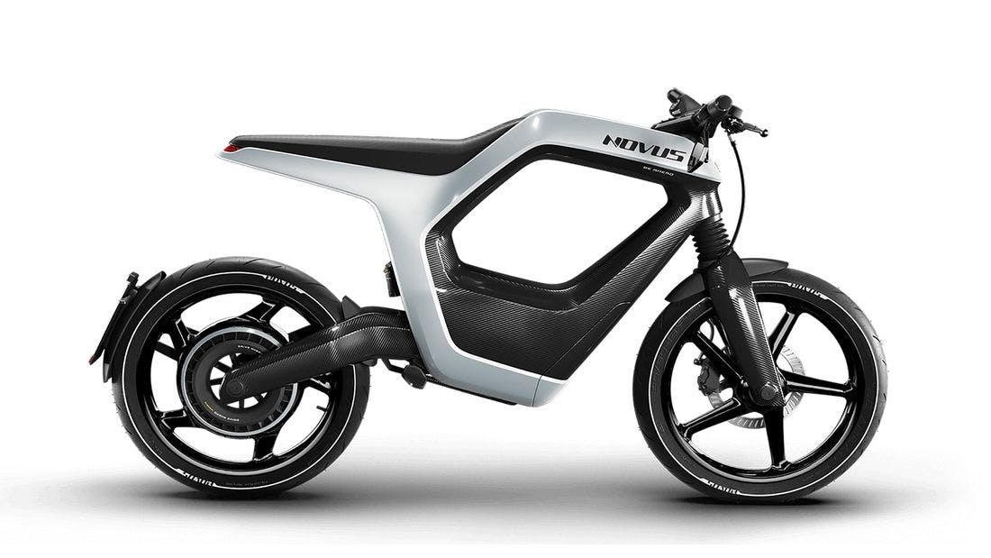 DHDL: Lions say no to the innovative Novus e-motorcycle from Braunschweig