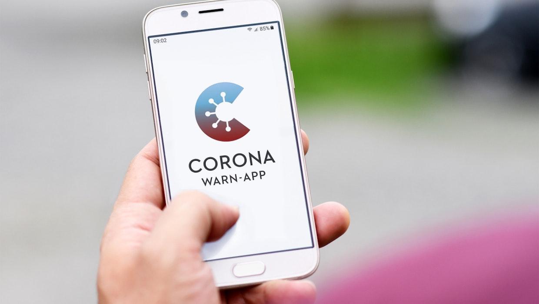 Neue Version der Corona-Warn-App bietet neue Warnoption für Events