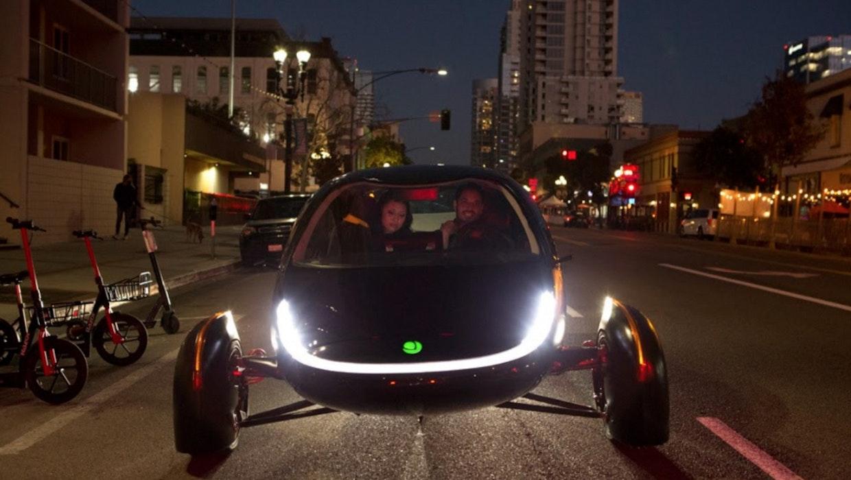 Aptera: Startup kündigt E-Autochen mit bis zu 1.600 Kilometern Reichweite an