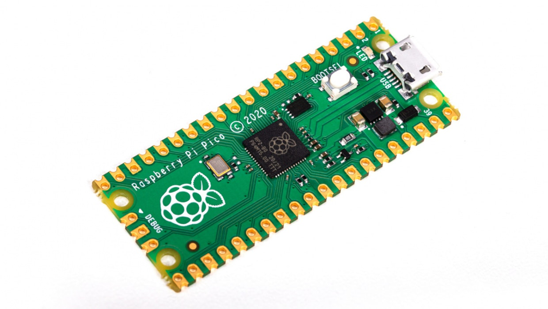 Mikrocontroller: Raspberry Pi Pico kostet 4 Euro und setzt auf eigenes Chip-Design