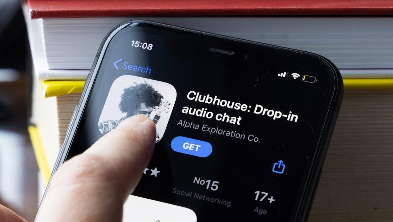 Clubhouse zeigt versehentlich Messenger-Funktion