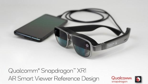 Referenzdesign: AR Smart Viewer. (Quelle: Qualcomm)