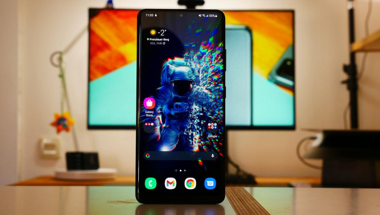 One UI 4: Samsung startet Android-12-Beta für Galaxy-S21-Serie