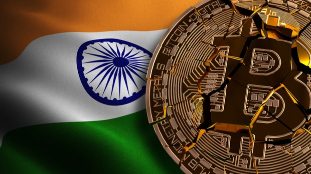 Cryptocurrencial News in Indien Budget