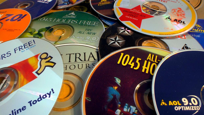 Per Modem ins Internet: Ein paar Tausend AOL-Kunden surfen noch mit 56k