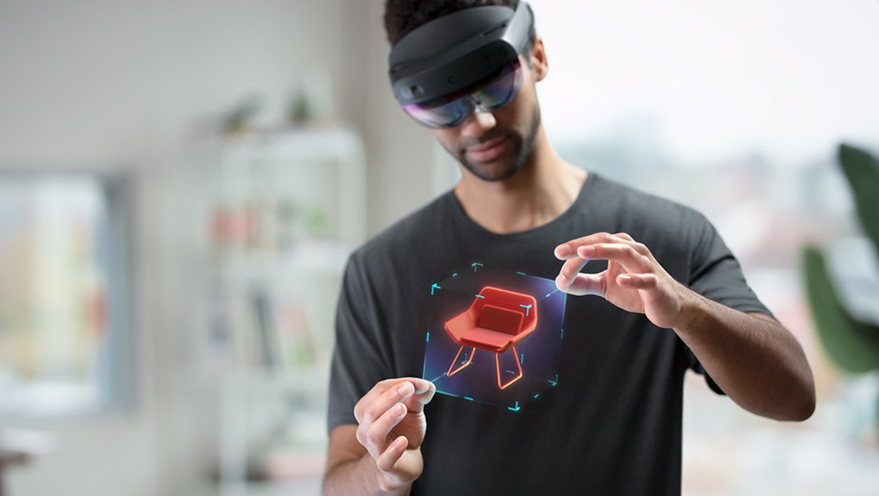 Mixed Reality für alle: Microsoft arbeitet an Hololens 3