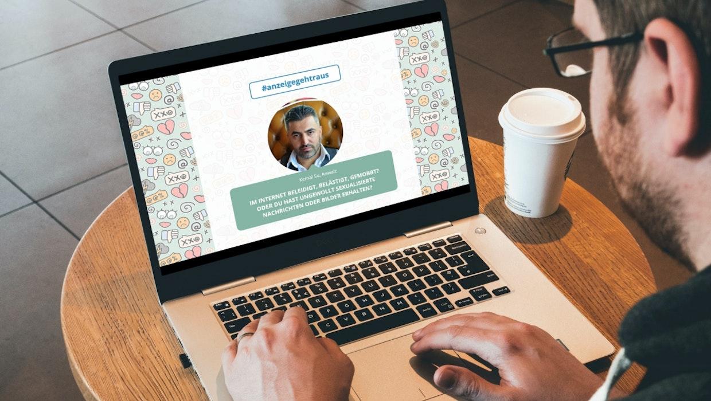 """""""Anzeige geht raus"""": In 60 Sekunden zur Strafanzeige wegen Mobbing"""