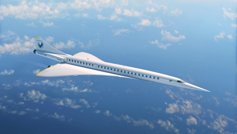 Nach Concorde: United Airlines bestellt 15 Überschall-Jets für Passagiere